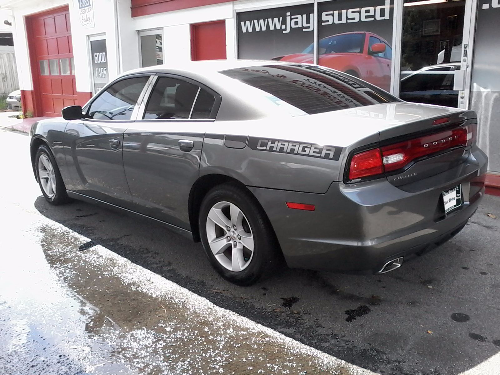 Photos of a Used 2012 Dodge Charger SE at Jay\'s Used Cars LLC
