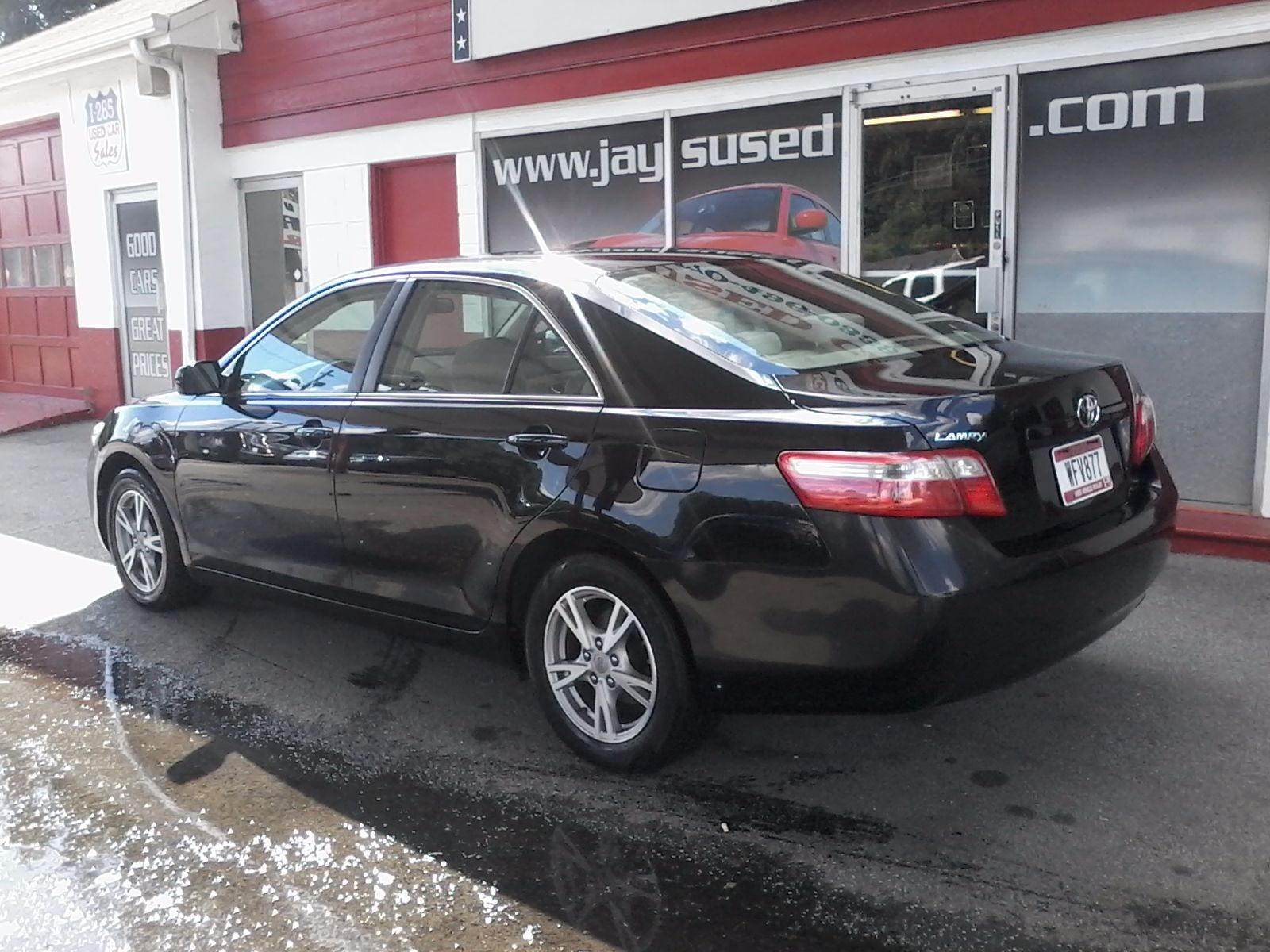 s of a Used 2009 Toyota Camry at Jay s Used Cars LLC