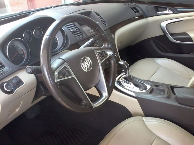2011 Buick Regal CXL Turbo TO3