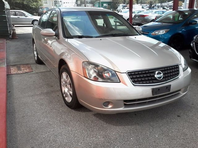 2005 nissan altima in tucker used nissan altima for sale. Black Bedroom Furniture Sets. Home Design Ideas