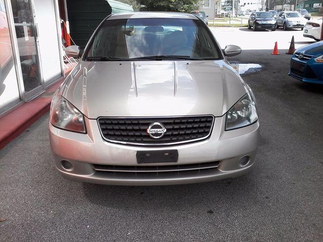 ... 2005 Nissan Altima 2.5 S