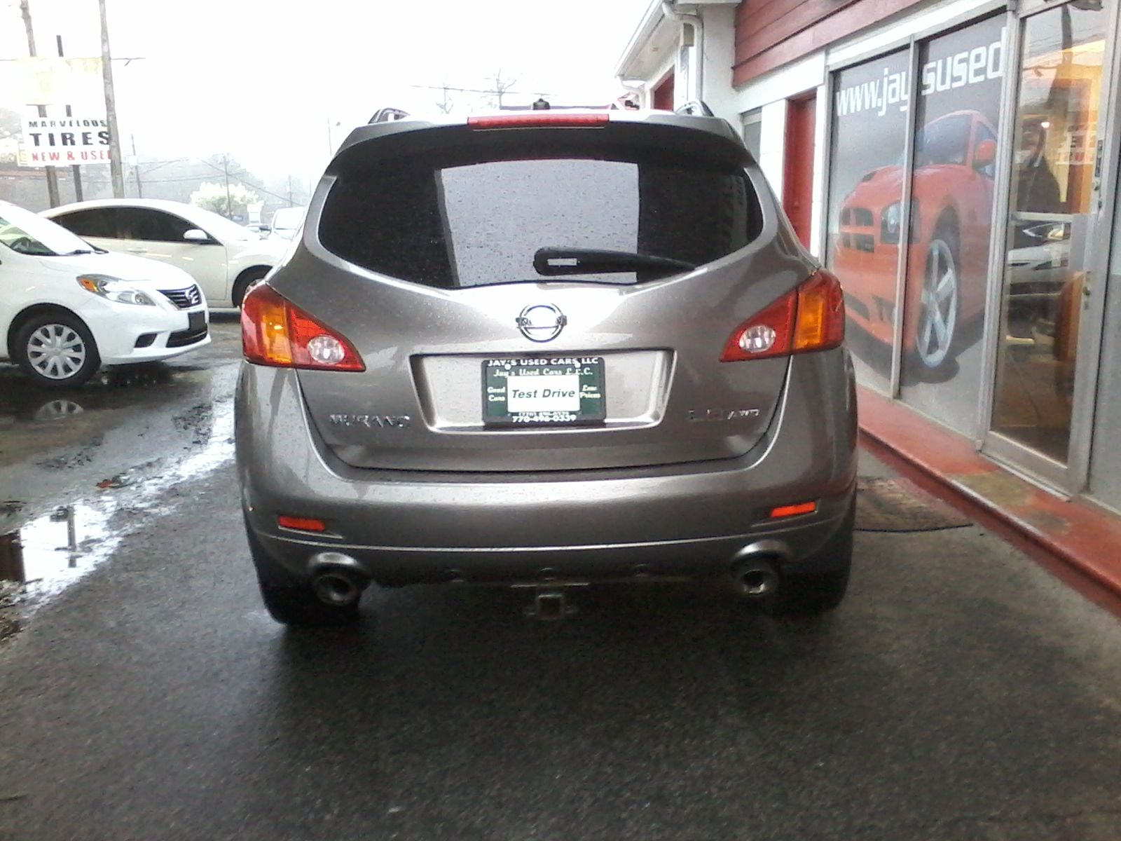 door cars outstanding nissan murano suv i used interior