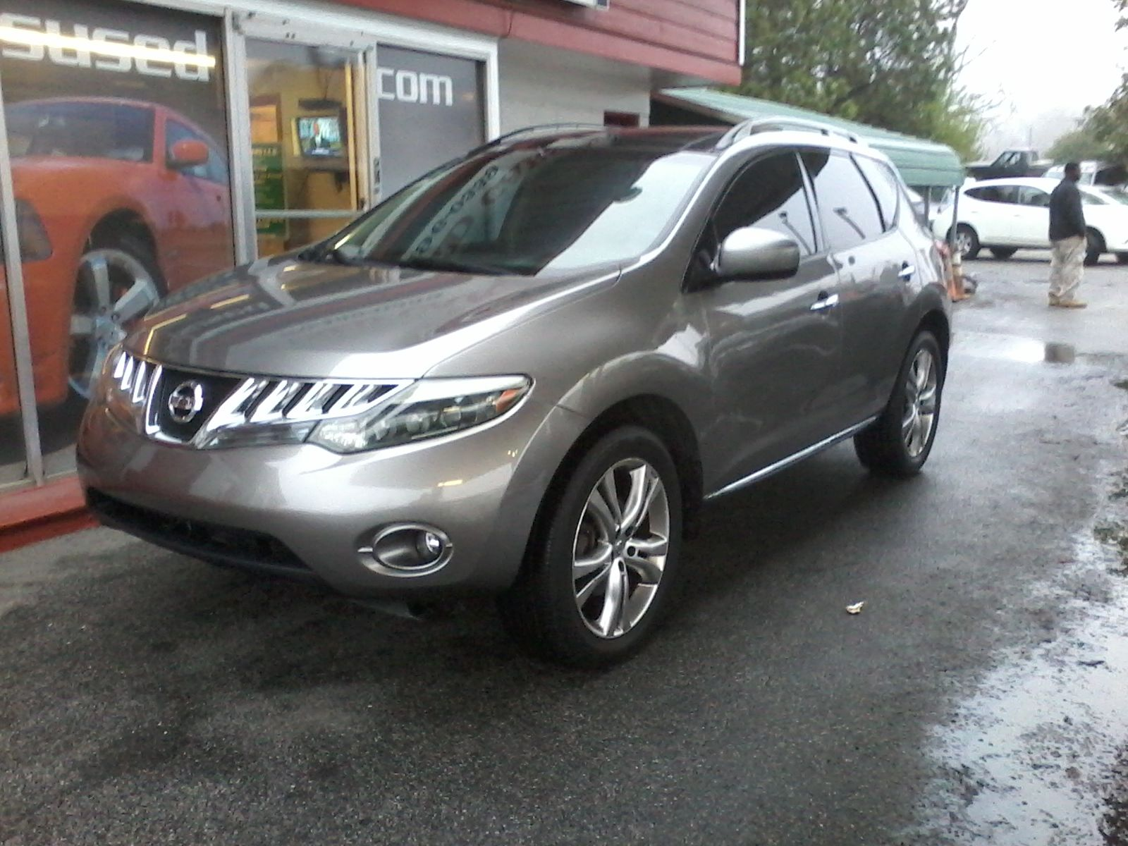 advert vehicles used speed automatic maroon options information nissan full murano no title