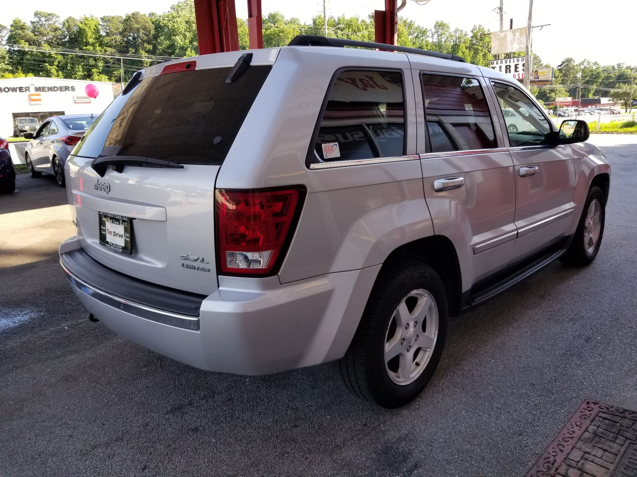 Photos Of A Used 2005 Jeep Grand Cherokee Limited At Jays Cars Llc