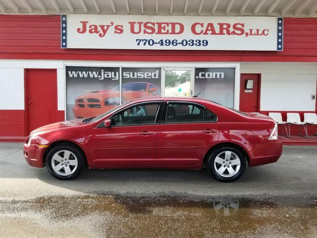 2007 Ford Fusion in Tucker, Used Ford Fusion for sale in Tucker ...