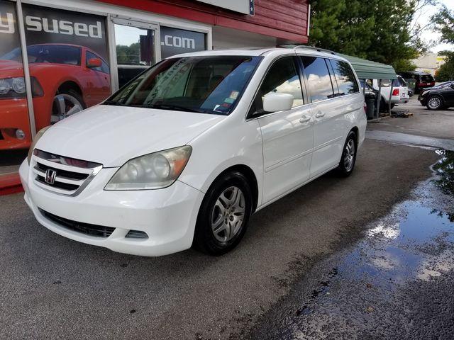 2006 Honda Odyssey EX L ...